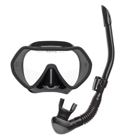 Riffe Mask and Snorkel Combo