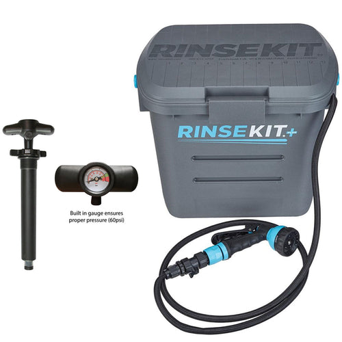 RinseKit Plus Portable Shower
