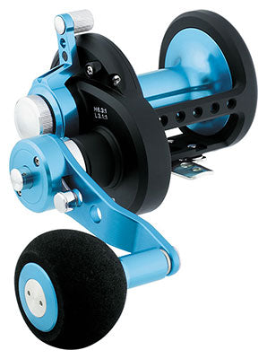 Daiwa Saltist Lever Drag 2 Speed Reel