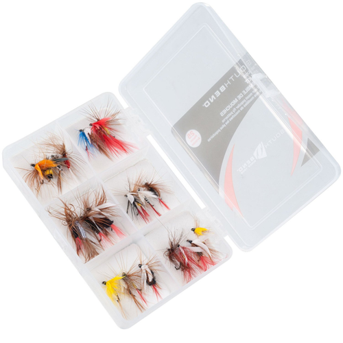 South Bend Assorted Flies 25 Pack