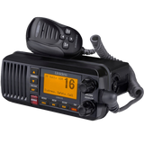 Uniden VHF, UM435, Basic, Submersible, Black