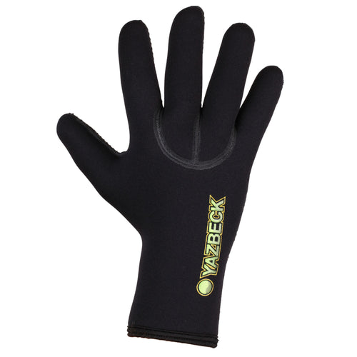 Yazbeck Black Thermoflex Gloves