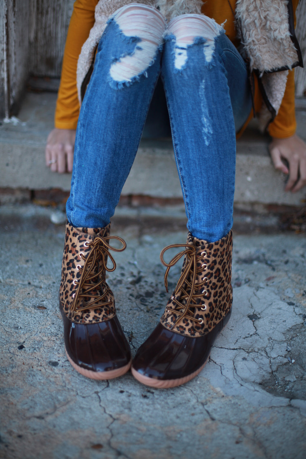 Untamed Winter Boot