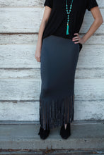 Take On The Day Fringe Skirt
