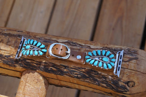 Turquoise Cluster 38 mm