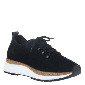 OTBT - COURIER in BLACK Sneakers