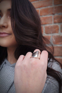 Stainless Perfection Ring