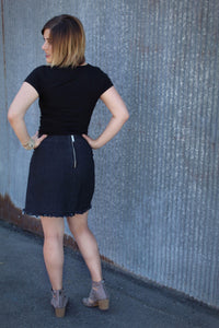 Love In The Dark Skirt