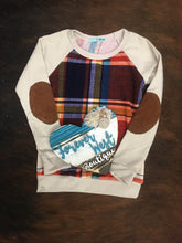 Did You Say Plaid!? Kids Sweater