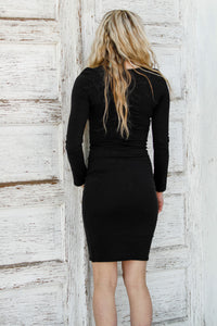 Never Look Back Dress