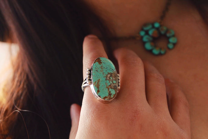 Unbelievable Turquoise Ring