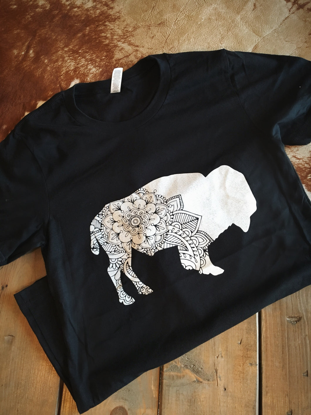 Where They Roam Tee