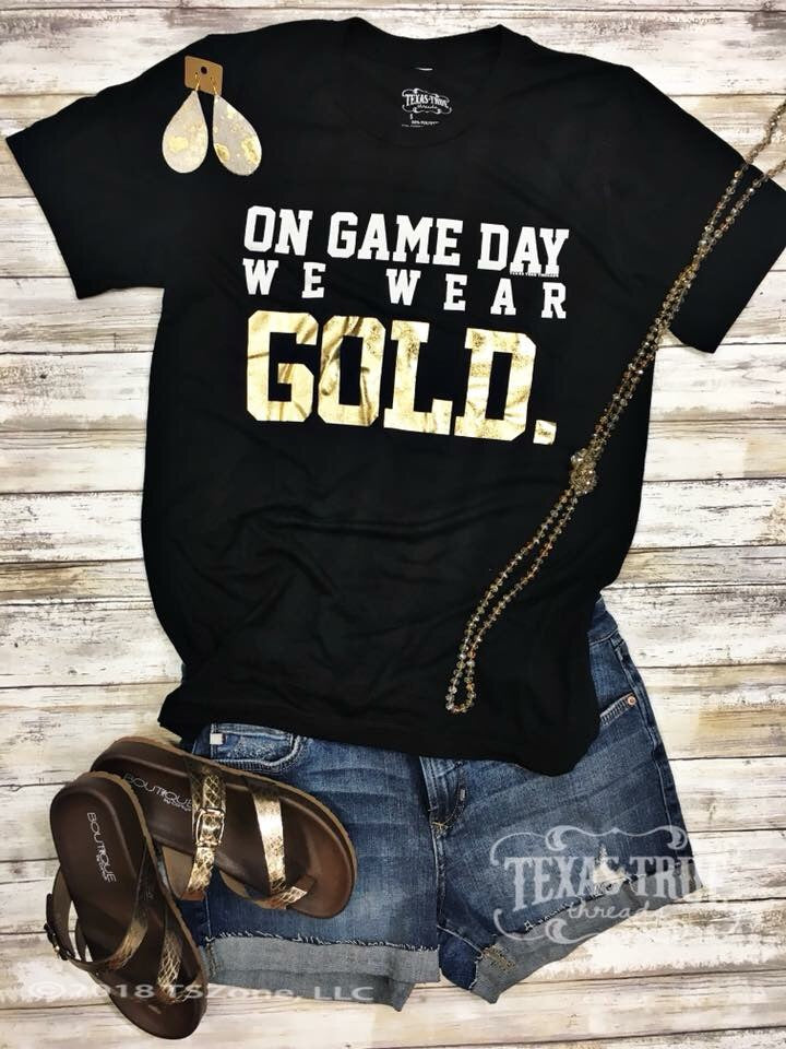 On Game Day Tee