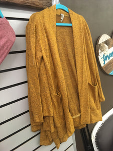 Pumpkin Spice and All Things Nice Kids Cardigan