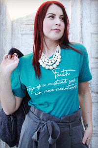 Faith the Size of a Mustard Seed Tee