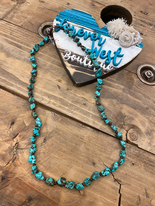 Take Me Away Necklace