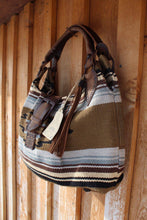 She's No Slouch - StS Serape Slouch Bag