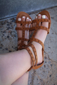 Gladiator Girl Sandal