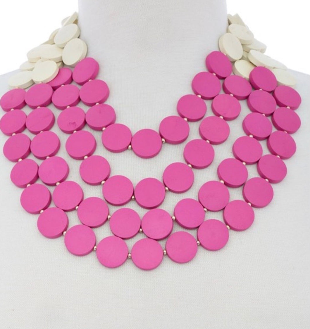 Sweet Tart Necklace