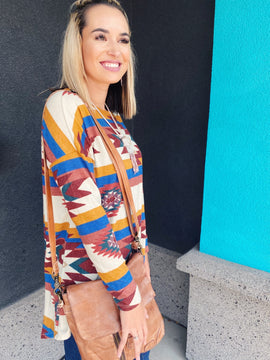 Calling Arizona Tunic Top