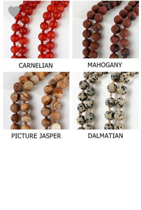 What I'm About Beaded Necklace