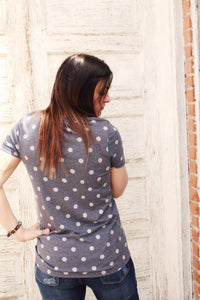 No Bad Day in Polka Dots Top