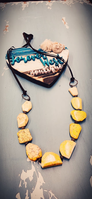 Walk Away Necklace