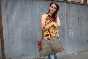 Back In The Saddle Hobo Bag