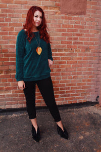 My Chenille Sweater Pullover