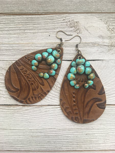 Doc Holiday Earrings