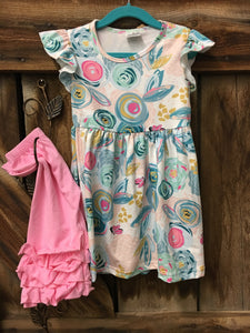 Color Outside the Lines Kids Outfit