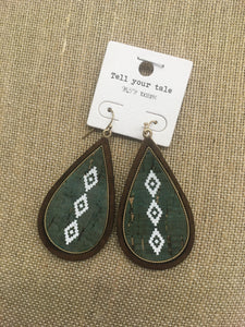 Say to Me Earrings