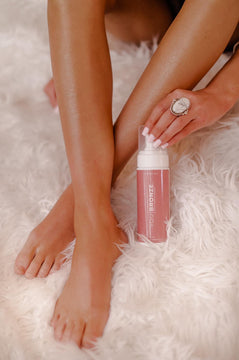 You Bronze Self Tanning Mousse