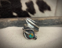 Wrap Me Up Turquoise Ring