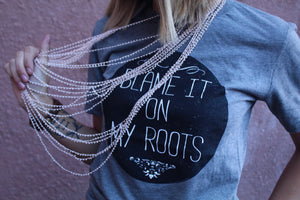 Don't String Me Along Necklace