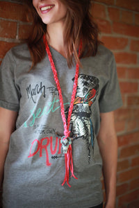 Miss Congeniality Skull Necklace