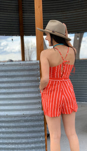 The Right Time Romper