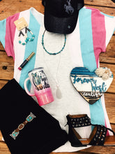 Candy Shop Tunic Top