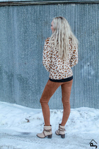 Winter Wild Sweater Jacket