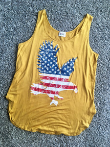 Eagle Flies Tank