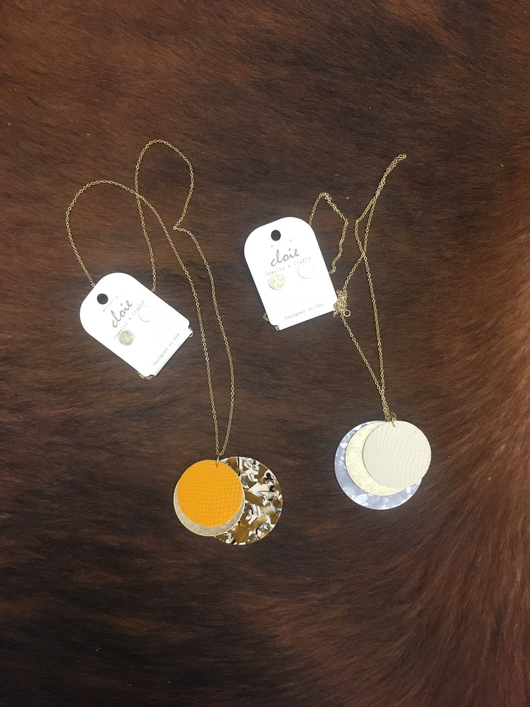 Next to You Necklace and Earring Set