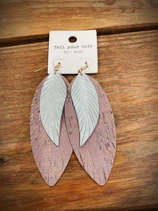Sway Feather Earrings
