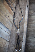 Cowgirl Cross Necklace