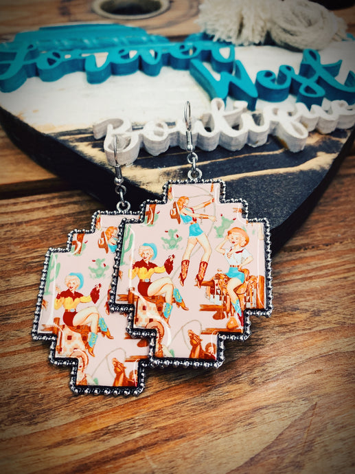 Cowgirl Jo Earrings
