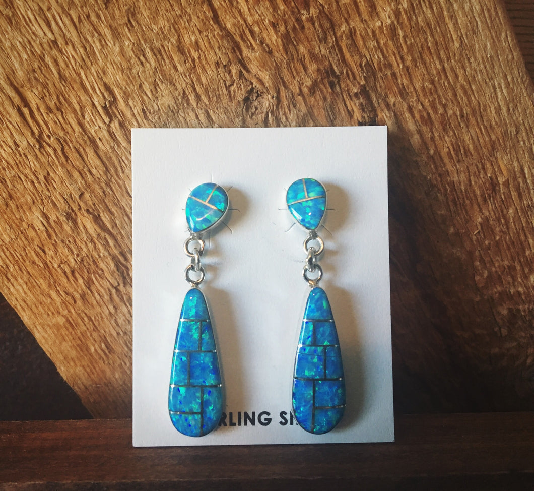 No Teardrops Here Earrings