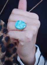 All Of Me Turquoise Ring