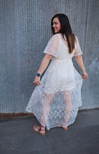 Dream On Girl Lace Dress