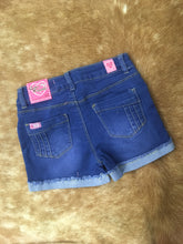 Blue Jay Denim Shorts