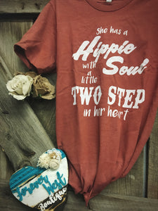 Hippie Two Step Tee