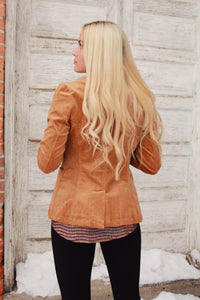 Back in Style Corduroy Jacket